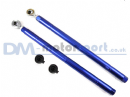 RX7 FD3S Blue Adjustable Rear Toe Control Lower Arm (Pair)